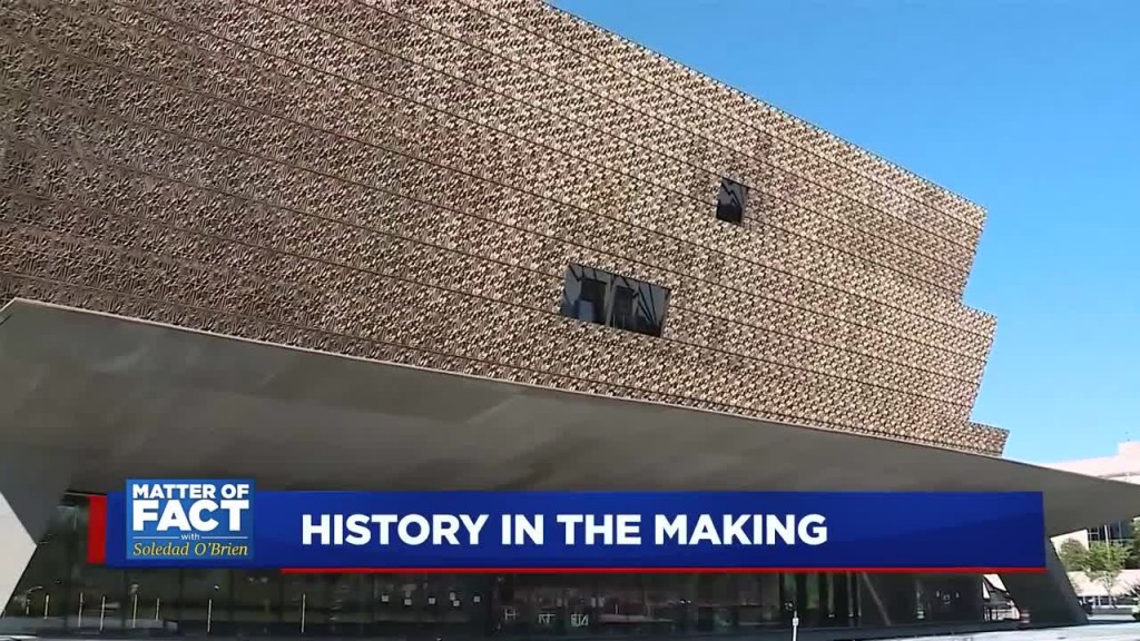 Smithsonian African American Museum Set to Open
