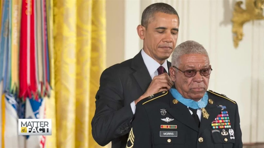 Honor Delayed: Veterans Receiving the Medal of Honor Years After Being Recommended
