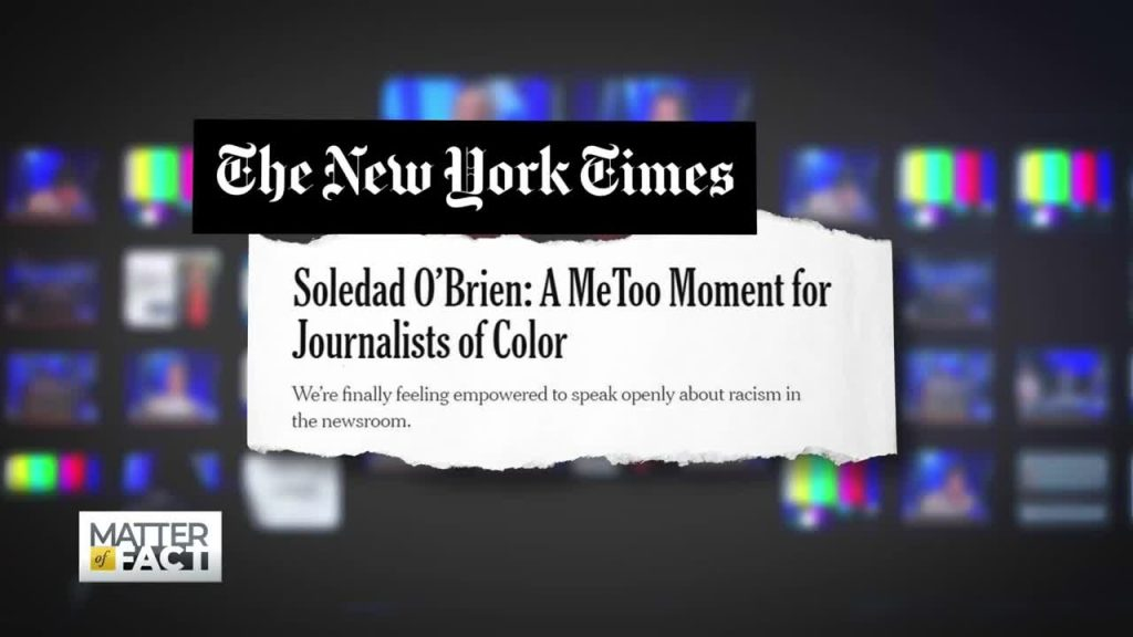 """A Me Too Moment for Journalists of Color"""
